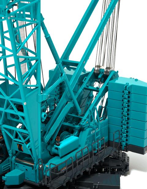 Kobelco Scale Model 1 50 Kobelco Cranes Co Ltd