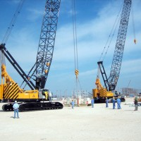 CKE2500 2 units in RAS LAFFAN PROJECT (Qatar)