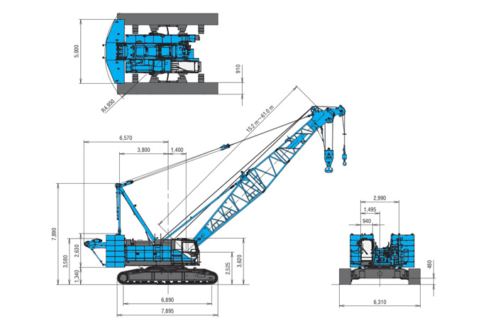 7120s Kobelco Construction Machinery Co Ltd