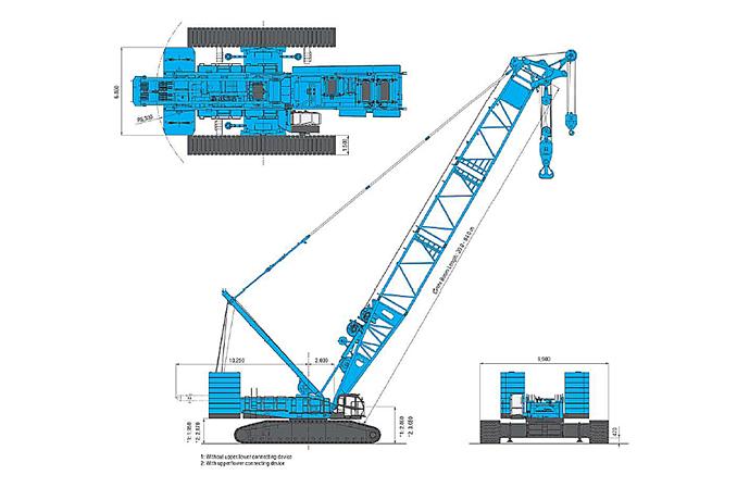 Sl6000 Kobelco Construction Machinery Co Ltd