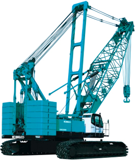 CKE2500 | KOBELCO CONSTRUCTION MACHINERY CO , LTD